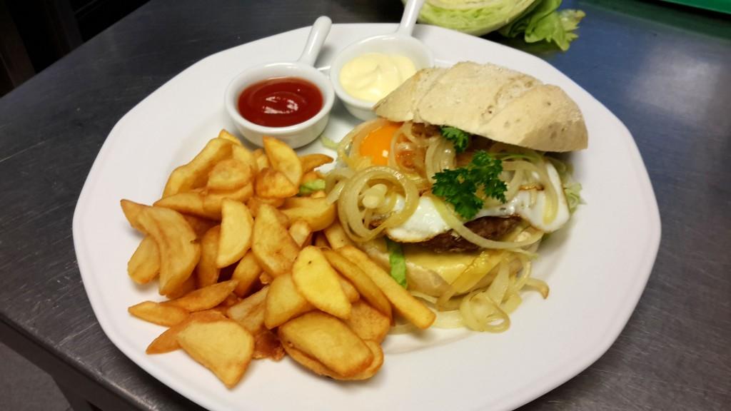 hamburger, BonVie
