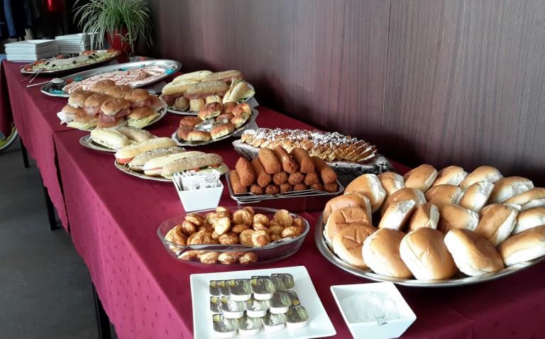 Lunchbuffet 1