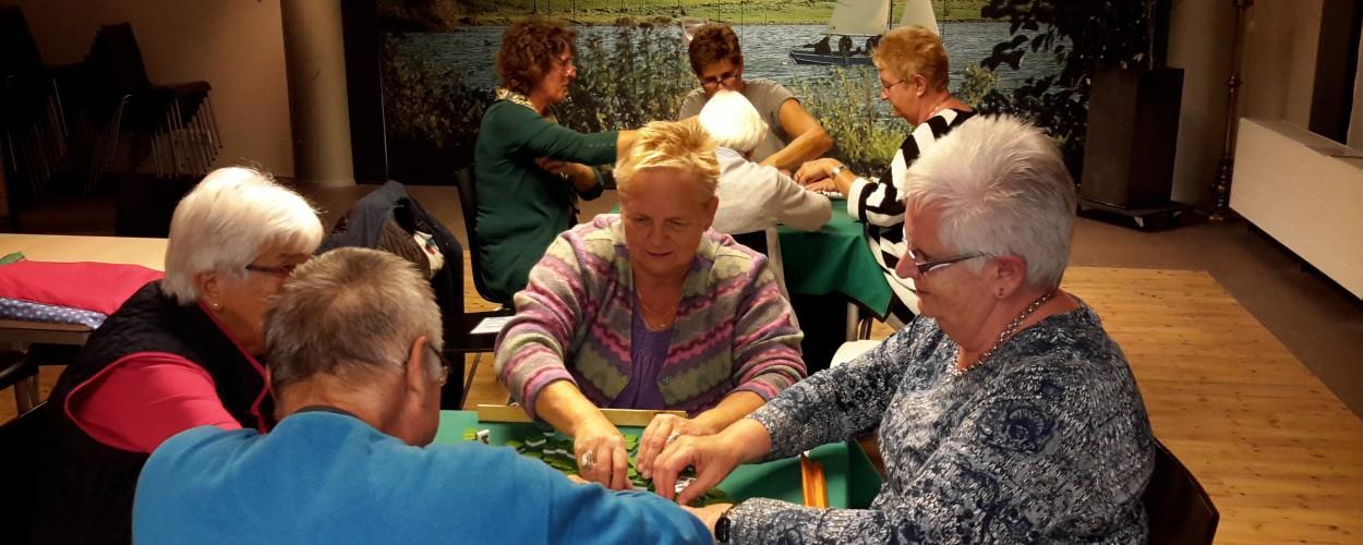 Open dag mahjong